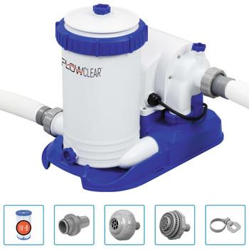 Bestway Flowclear filtarska crpka za bazen 9463 L/h