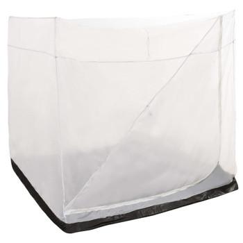 vidaXL Univerzalni unutarnji šator sivi 200 x 220 x 175 cm