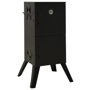 vidaXL Pušnica 55 x 47,5 x 100,5 cm čelična