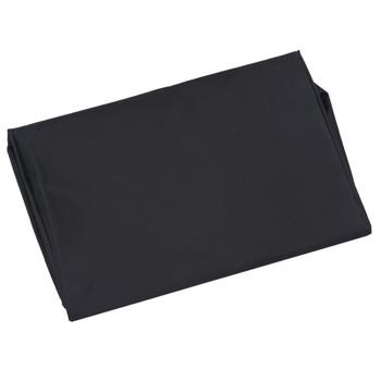 vidaXL Obloga za vrtna kolica crna 86 x 46 x 22 cm od tkanine