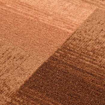 vidaXL Dugi tepih na bež pravokutnike s gelastom podlogom 67 x 120 cm