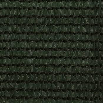 vidaXL Tepih za šator 250 x 350 cm tamnozeleni