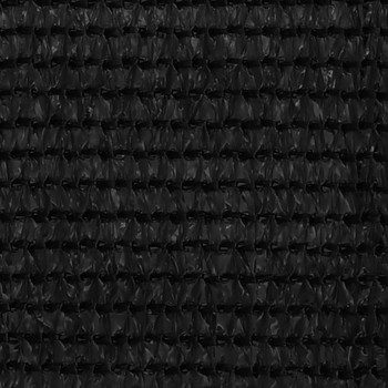 vidaXL Tepih za šator 250 x 600 cm crni
