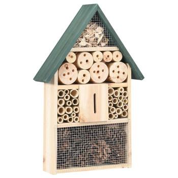 vidaXL Kućica za insekte 31 x 10 x 48 cm od jelovine