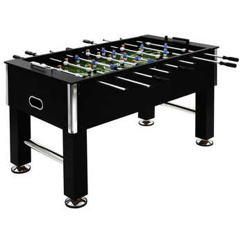 vidaXL Figure igrača za stolni nogomet za šipku od 15,9 mm 22 kom