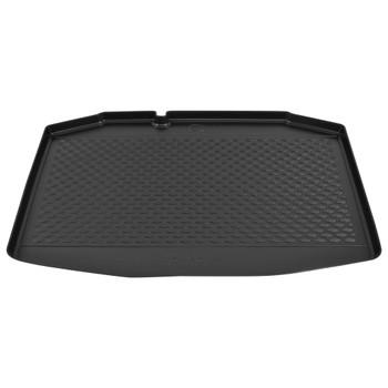vidaXL Prostirka za prtljažnik za Škodu Fabiju II Hatchback gumena