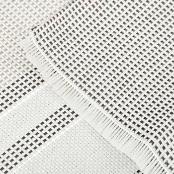 vidaXL Tepih za šator 300 x 250 cm sivi