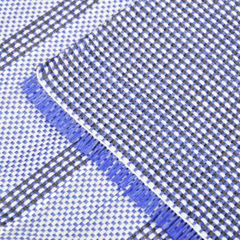 vidaXL Tepih za šator 650 x 300 cm plavi