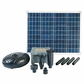 Ubbink set SolarMax 2500 sa solarnim panelom, crpkom i baterijom