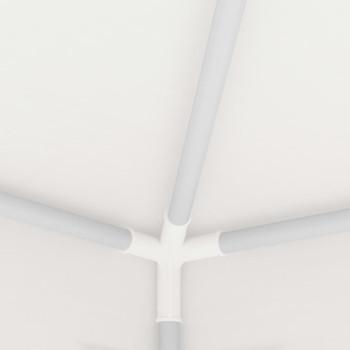 vidaXL Šator za zabave s 4 mrežasta bočna zida 2,5 x 2,5 m bijeli