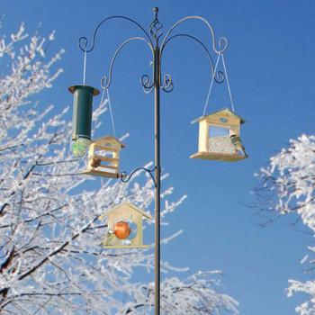 Esschert Design hranilica za ptice FB150