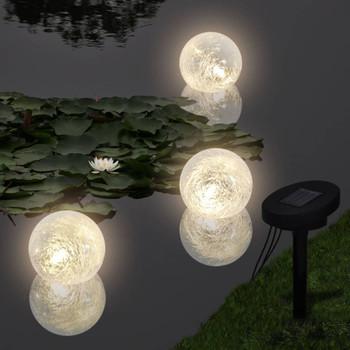 vidaXL Plutajuće LED svjetiljke za ribnjake i bazene 6 kom