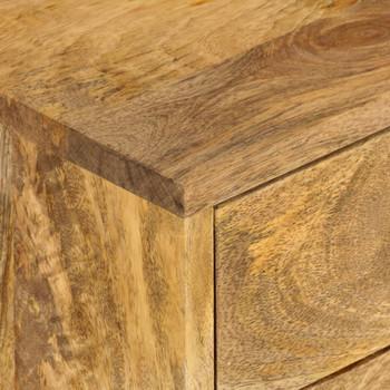 vidaXL TV ormarić 110 x 35 x 40 cm od masivnog drva manga