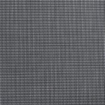 vidaXL 7-dijelni vrtni blagovaonski set aluminijski srebrno-crni