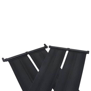 vidaXL Solarna ploča za grijanje bazena 2 kom 80 x 310 cm