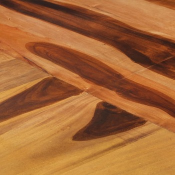 vidaXL Blagovaonski stol okrugli 175 x 75 cm od drva bagrema i šišama