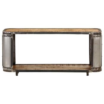 vidaXL TV ormarić 90 x 30 x 40 cm od masivnog drva manga