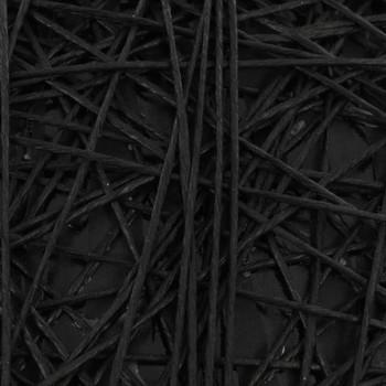 vidaXL Viseća svjetiljka crno-zlatna Ø 70 cm E27