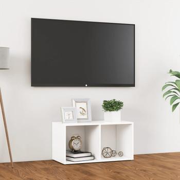 vidaXL TV ormarić bijeli 72 x 35 x 36,5 cm od iverice