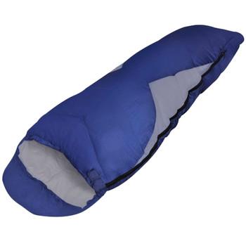 vidaXL Vodootporna luksuzna vreća za spavanje za jednu osobu