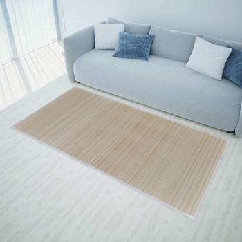 vidaXL Pravokutni tepisi od prirodnog bambusa 2 kom 120 x 180 cm