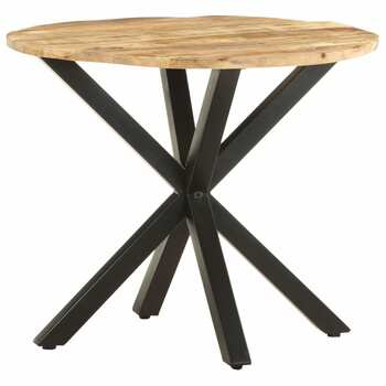 vidaXL Bočni stolić 68 x 68 x 56 cm od masivnog drva manga