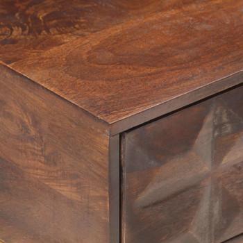 vidaXL Stolić za kavu 112 x 50 x 40 cm od masivnog drva manga