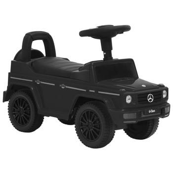 vidaXL Dječji automobil Mercedes-Benz G63 crni