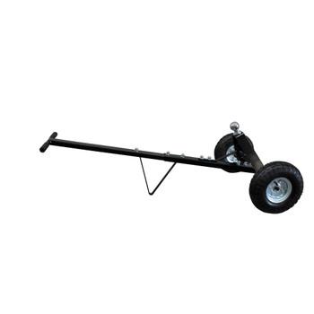 Niska platforma s kotačima za prijevoz tereta, 275 kg