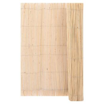 vidaXL Ograda od vrbe 3 x 1,5 m
