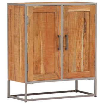 vidaXL Komoda 65 x 30 x 75 cm od masivnog bagremovog drva