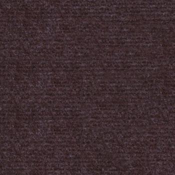 vidaXL Svečani tepih rebrasti 1,6 x 20 m smeđi