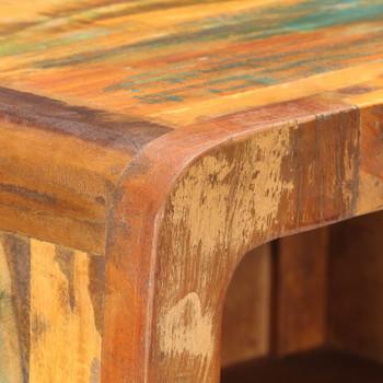 vidaXL Visoka komoda 45 x 32 x 110 cm od masivnog obnovljenog drva