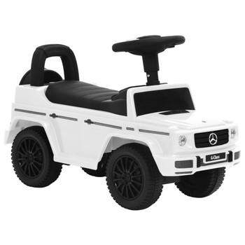 vidaXL Dječji automobil Mercedes-Benz G63 bijeli