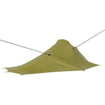 vidaXL Šator za kampiranje 317 x 240 x 100 cm zeleni