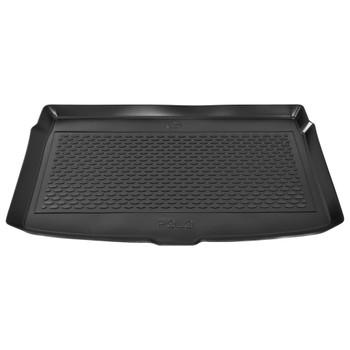 vidaXL Prostirka za prtljažnik za VW Polo (2018. -) gumena