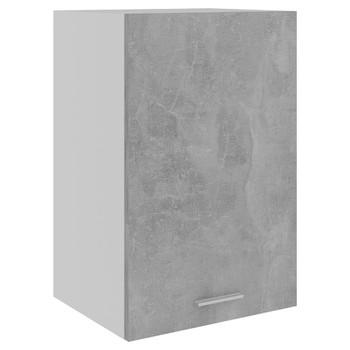 vidaXL Viseći ormarić siva boja betona 39,5 x 31 x 60 cm od iverice