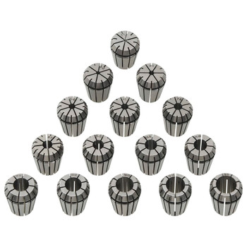vidaXL 15-dijelni set steznih čahura ER25