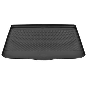 vidaXL Prostirka za prtljažnik za Fiat 500X (2015. -) gumena