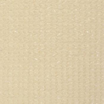 vidaXL Vanjsko Sjenilo za Zatamnjivanje 100x230 cm Krem