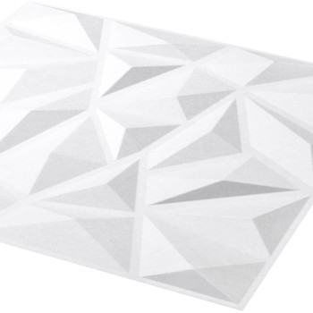 WallArt 3D zidni paneli Puck 12 kom GA-WA27