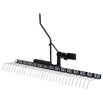 vidaXL Prozračivač za samohodnu kosilicu 120 cm