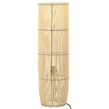 vidaXL Stojeća podna svjetiljka od vrbe 61 cm E27