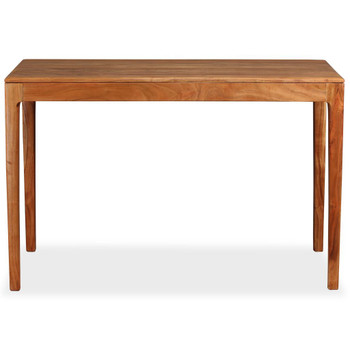 vidaXL Blagovaonski stol od masivnog drva 118 x 60 x 76 cm