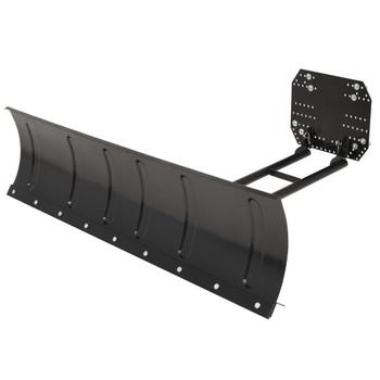vidaXL Ralica za snijeg za ATV 150x38 cm crna