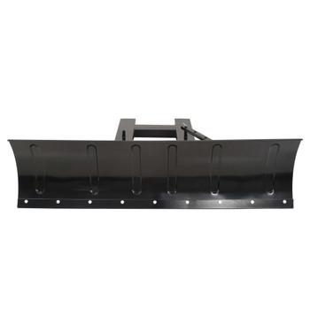 vidaXL Ralica za snijeg za viličar 150 x 38 cm crna