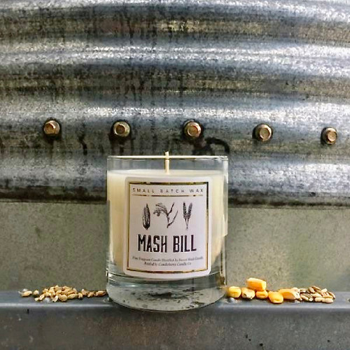 Mash Bill Candle
