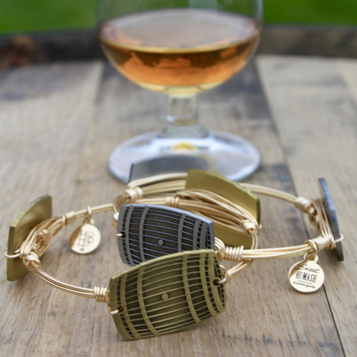 Bourbon & Boweties Barrel Bangle