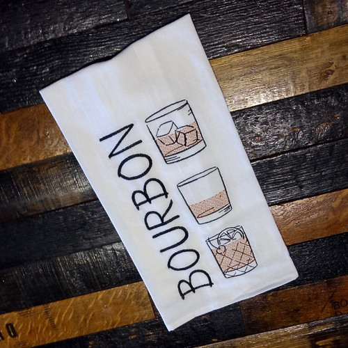 Bourbon Flour Sack Bar Towel
