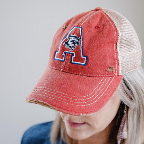 90's Throw-back Logo Anderson Bearcat Hat